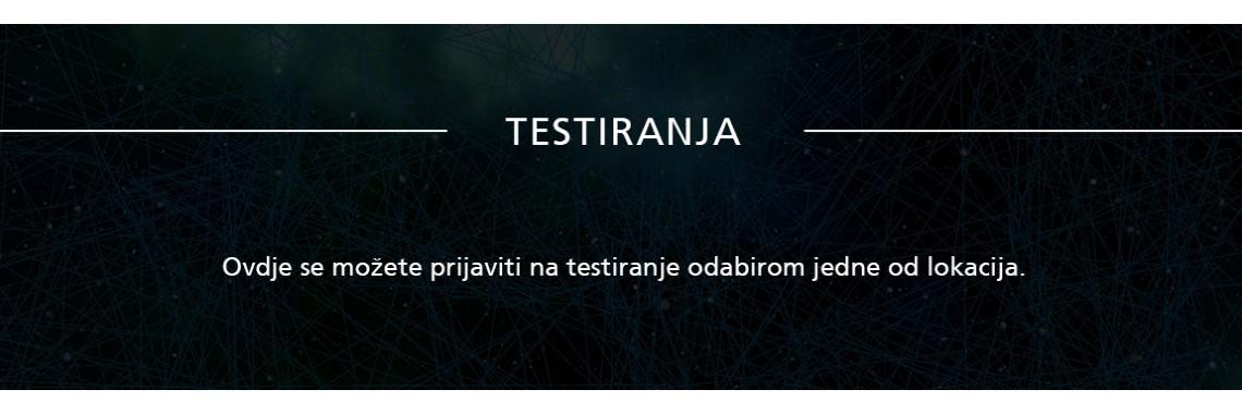 Testiranja