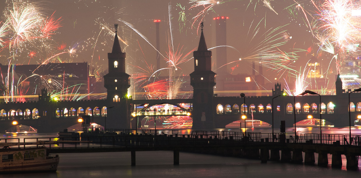 New Year´s Eve event 2012 in Berlin